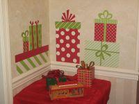 Homemade Christmas Wall Decorations | -wall-christmas ...