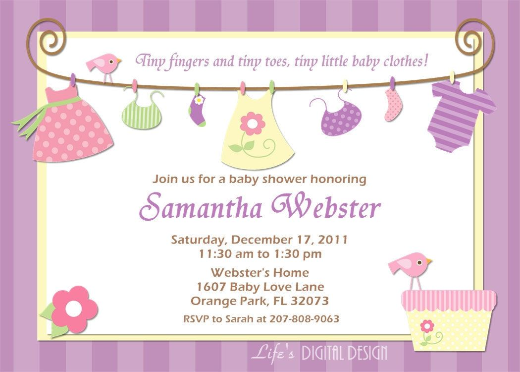Baby girl shower invitations free printables baby choose frommake showerstart your trial of free printable