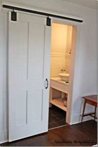 Mitchell Gold Cottage at Serenbe | Door opener, Powder ...