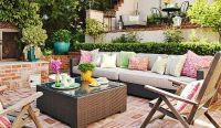 Small Outdoor Space Ideas | Outdoor Living | Pinterest ...