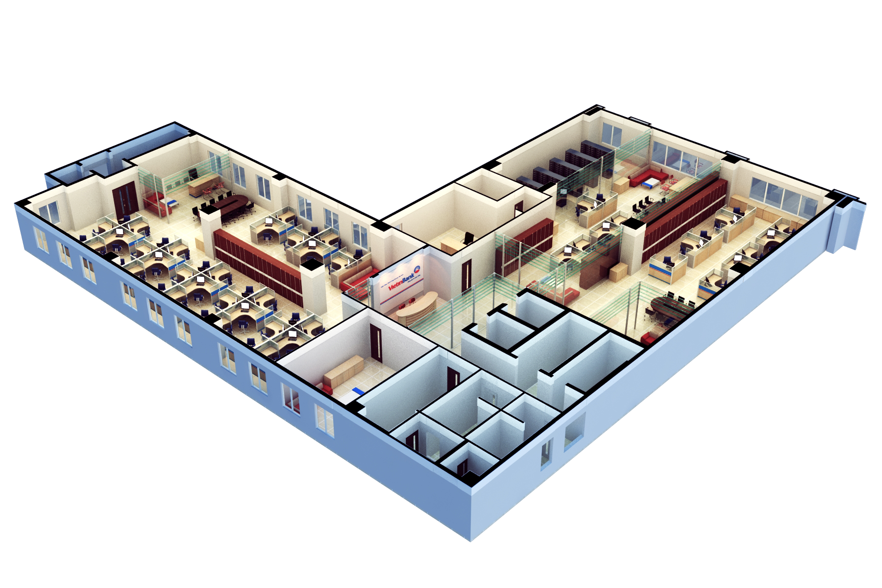3d Planer 3d Floor Plan Software Free With Modern Office Design For