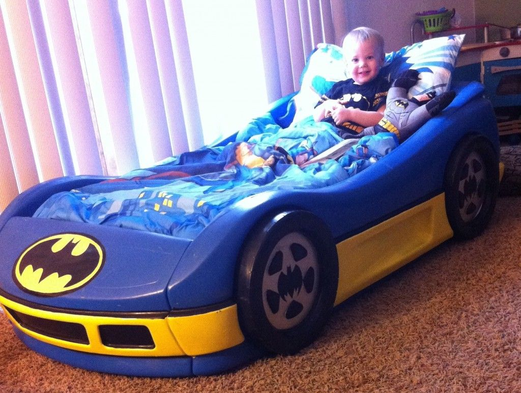 Little Boy Twin Bed Batmobile Bed Elliot Pinterest Batmobile Black And Blue