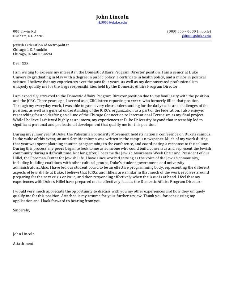 ... Non Profit Cover Letter Sample Job Junk Pinterest Elvis   Audio Dsp  Engineer Cover Letter ...