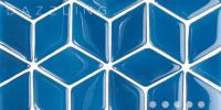 Backsplash: Crush Recycled Glass Tile  Glass Tile Mosaic ...