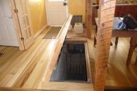 Trapdoor to Basement, Build a trapdoor into your basement ...