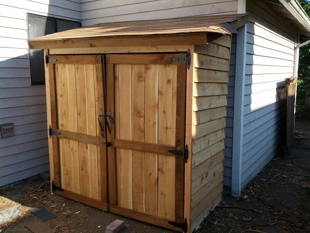 Do Yourself Home Improvement Project Garden Shed Do It Yourself Home Projects From Ana White