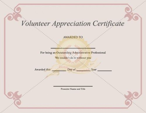 Blank award certificate template for Word Chose from several free - awards certificates templates for word