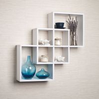 Wall Shelves And Ledges Shelving Unit Knick Knack Display ...