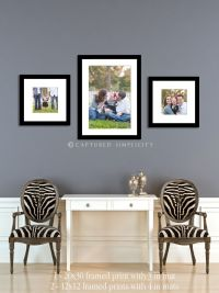 wall display for family session frames entry hall living ...