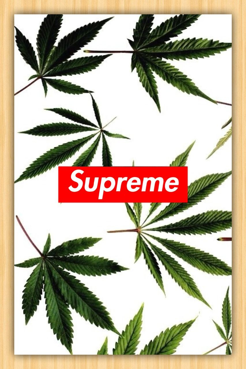 Girl Skate Logo Wallpaper Supreme Iphone5 Wallpapers By The G Paradise Supreme