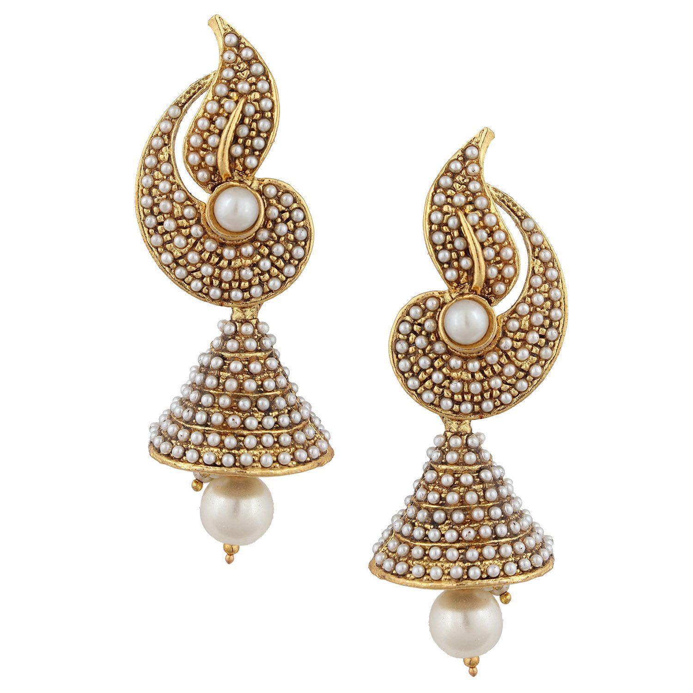 latest jhumka earrings designs in 2017