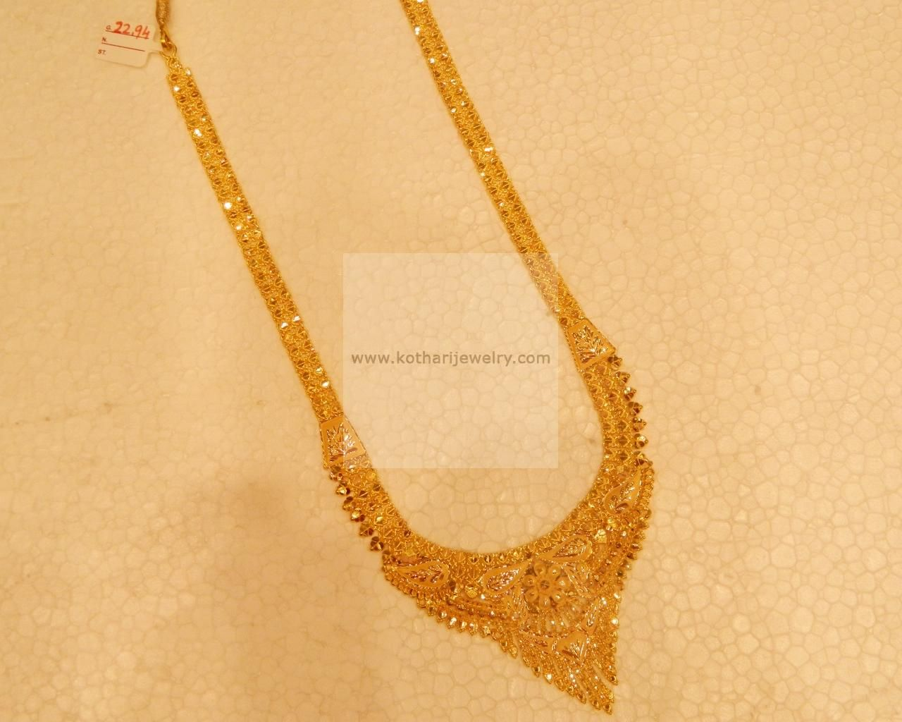 Necklaces harams gold jewellery necklaces harams nk22942294 20 at usd