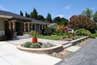 front yard modern landscaping ideas | Modern Front Yard ...
