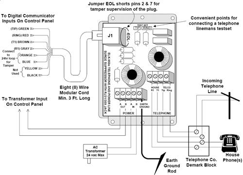 rj 25 phone jack wiring