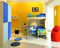 boys bedroom colors ideas | Cool Boys Bedroom interior ...