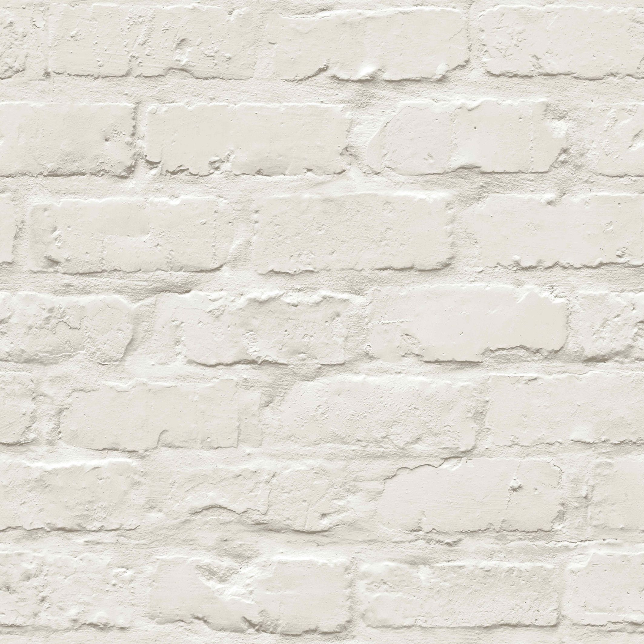 Baksteen Behang Wit Colours White Painted Brick Wallpaper Brick Wallpaper