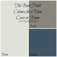 Best Paint Colors for a Man Room / Man Cave | Pool table ...