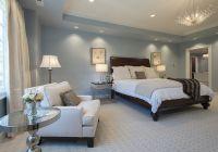 Bedroom Window Treatment Ideas Featured In Light Blue ...
