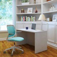 Aqua Cobi Desk Chair - Poppin | studio envy | Pinterest ...