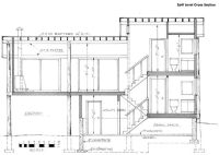 Split Level Stairs #5 - Cross Section Split-Level House ...