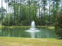 Pond with Fountain Make your yard interesting with the use ...