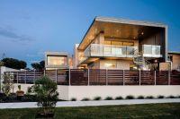 Modern balcony railing design exterior exterior modern ...