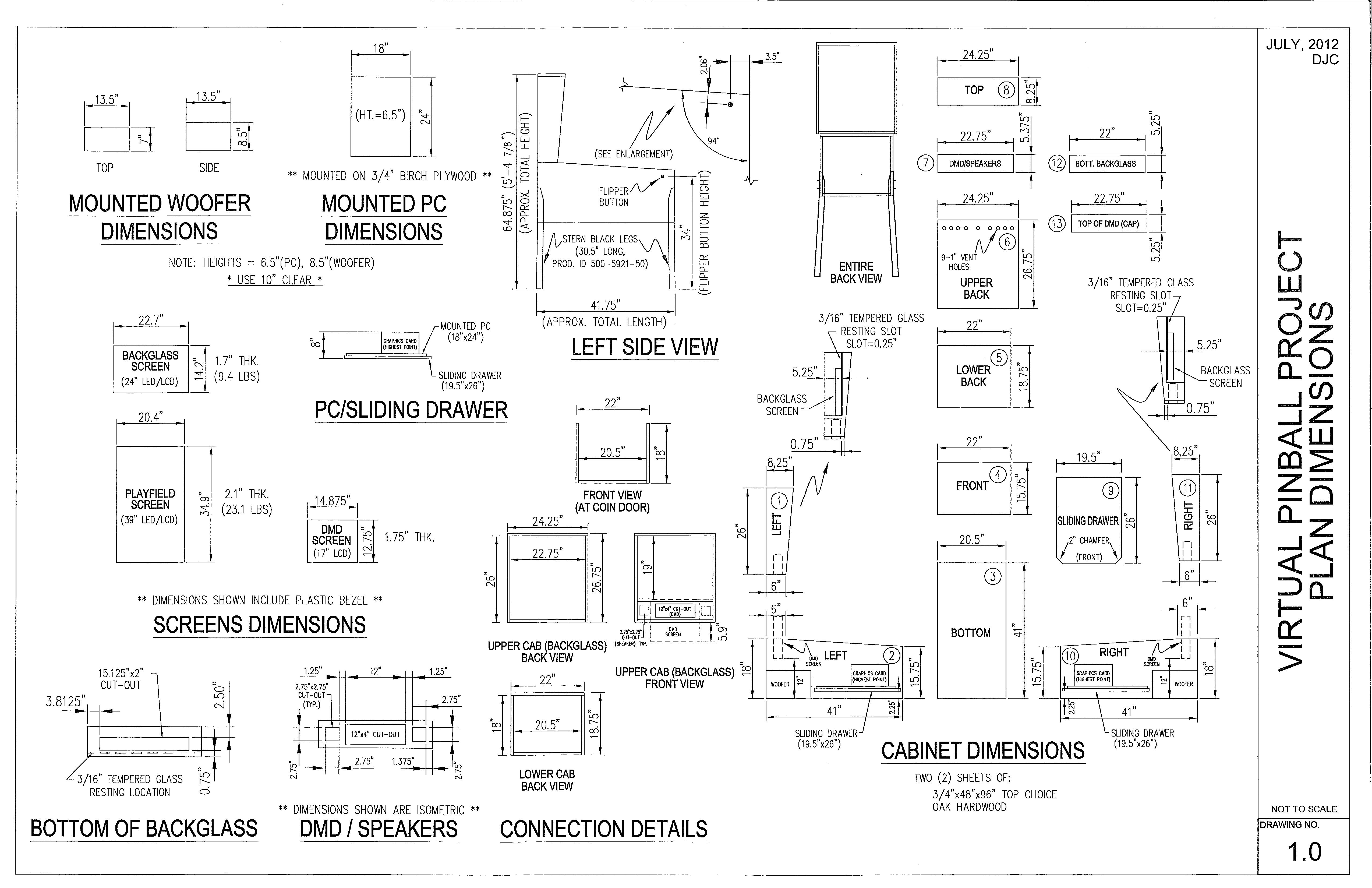 kitchen cabinet plans Diy cabinets plans Bathroom Wall Kitchen Cabinet Basic Carcass Plan Free easy tutorial from Ana Utility room or garage with these free woodworking plans