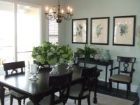 Decorating a Dining Room Buffet - In a dining room too ...
