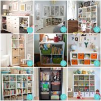 small toy room ideas | love the different basket ideas for ...