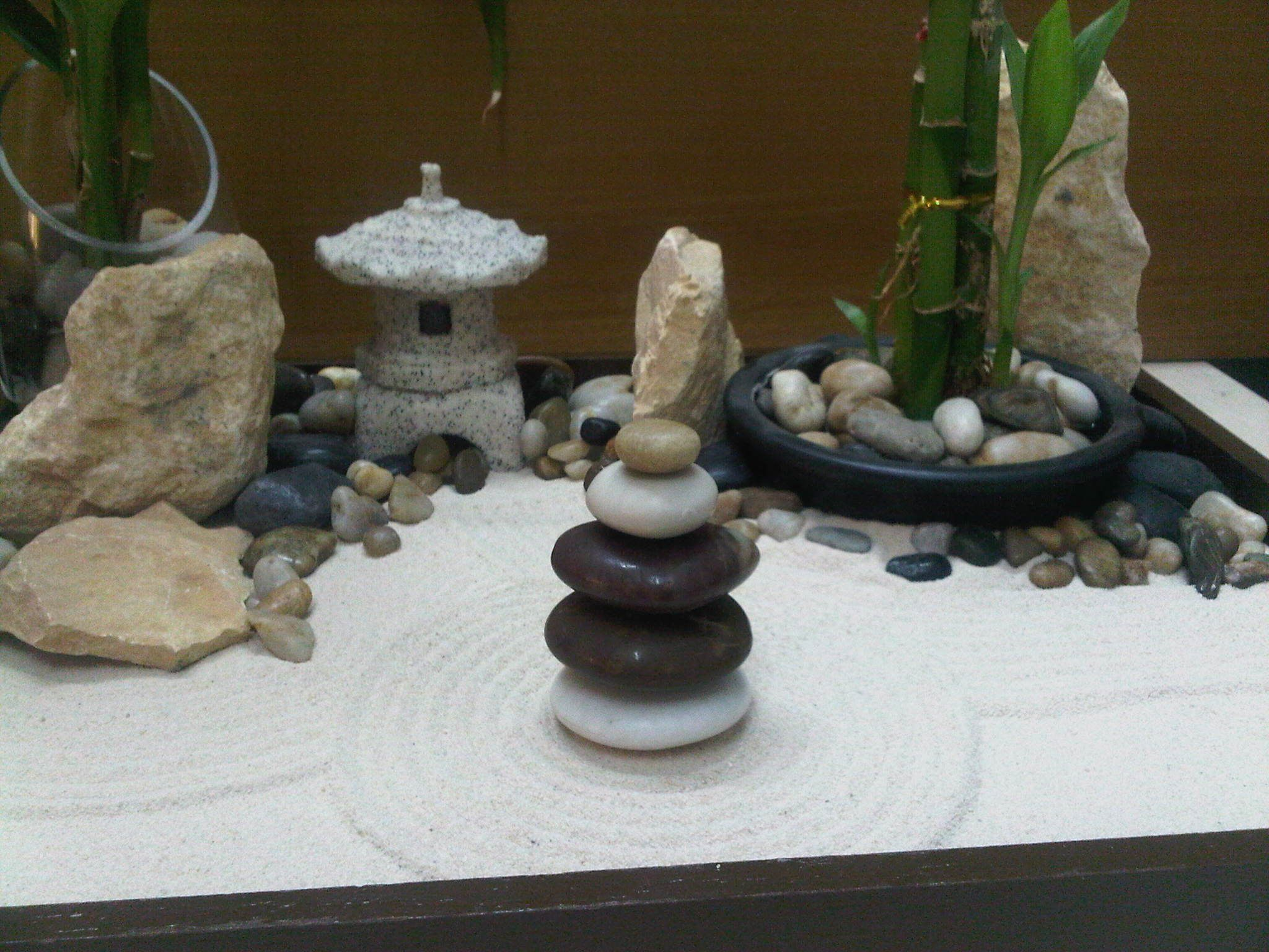 Indoor Zen Garden Ideas Miniature Zen Garden By Wallzart Miniature Zen Garden