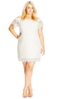 12 Plus Size White Party Dresses | White party dresses ...