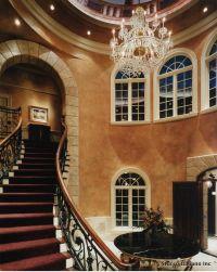 Interior, Inspiring Marvelous Italian Villa Interior ...
