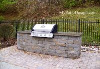 patio fire pits and grills | ... Patio Ideas | Fireplaces ...