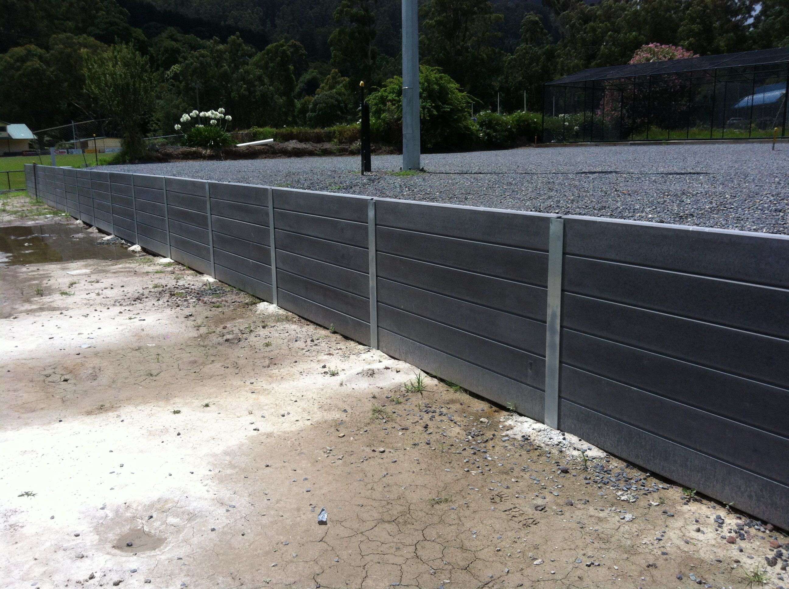 Steel gates adelaide sunlander outdoor products 600x450 jpeg - Steel Gates Adelaide Sunlander Outdoor Products 600x450 Jpeg Image Result For H Bar Sleeper Retaining Download