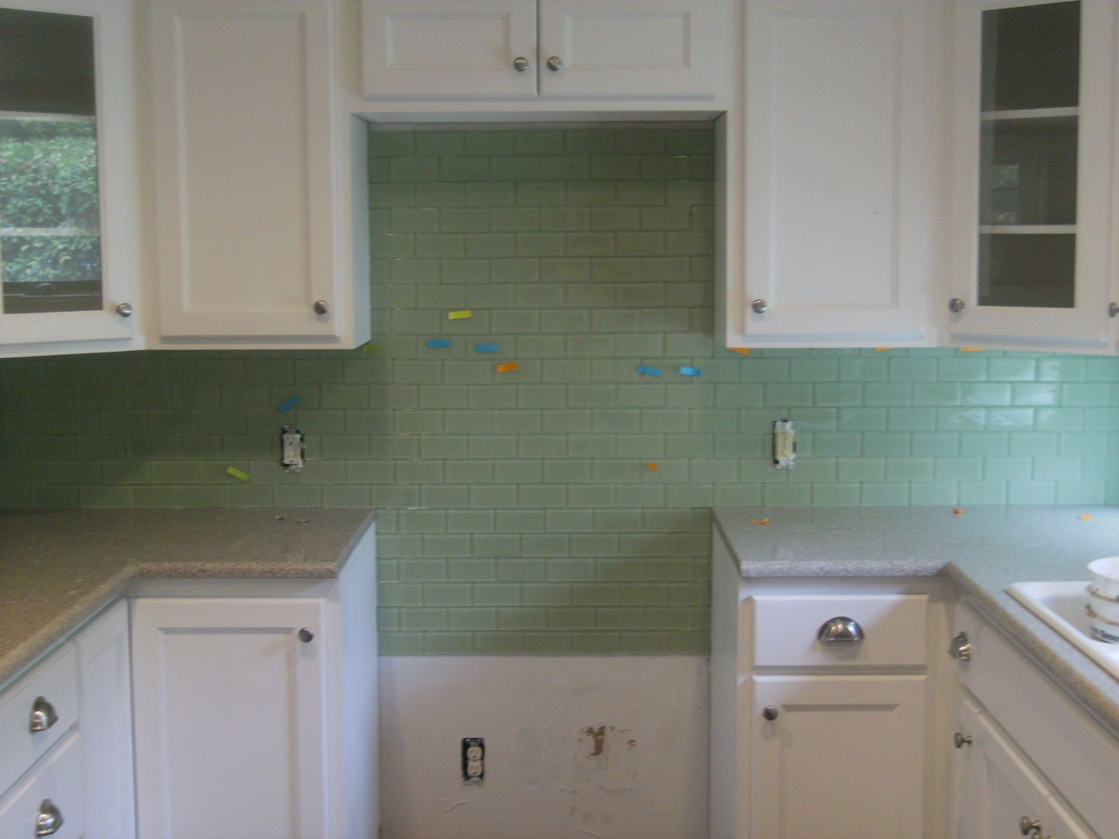 Spanish Tile Countertops Kitchen Countertops Subway Tile Install Confessions Tile