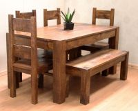 woodworking-plans-designs: Wooden Chair Table / Beautiful ...