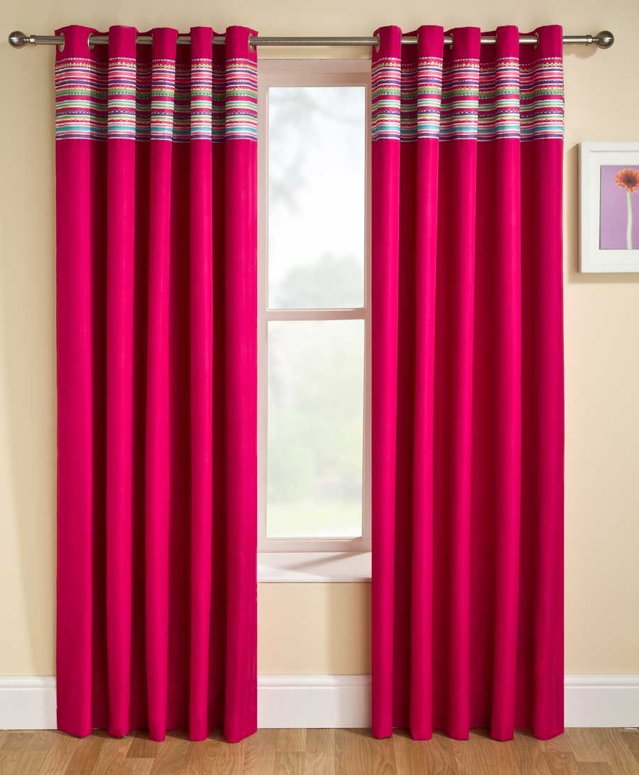 Bedroom 20 beautiful drapery ideas for bedrooms smart and stylish bedroom curtain ideas in deep pink so beautiful to see