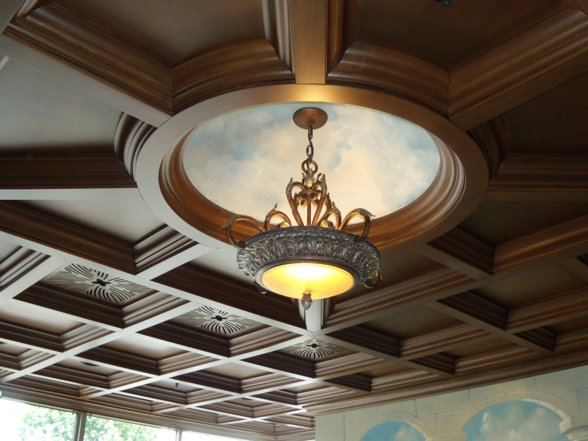 Victorian Ceilings Ideas Woodgrid Coffered Ceilings By Midwestern Wood Products Co
