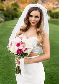 Scheana Marie of Vanderpump Rules Marries: Wedding Dress ...
