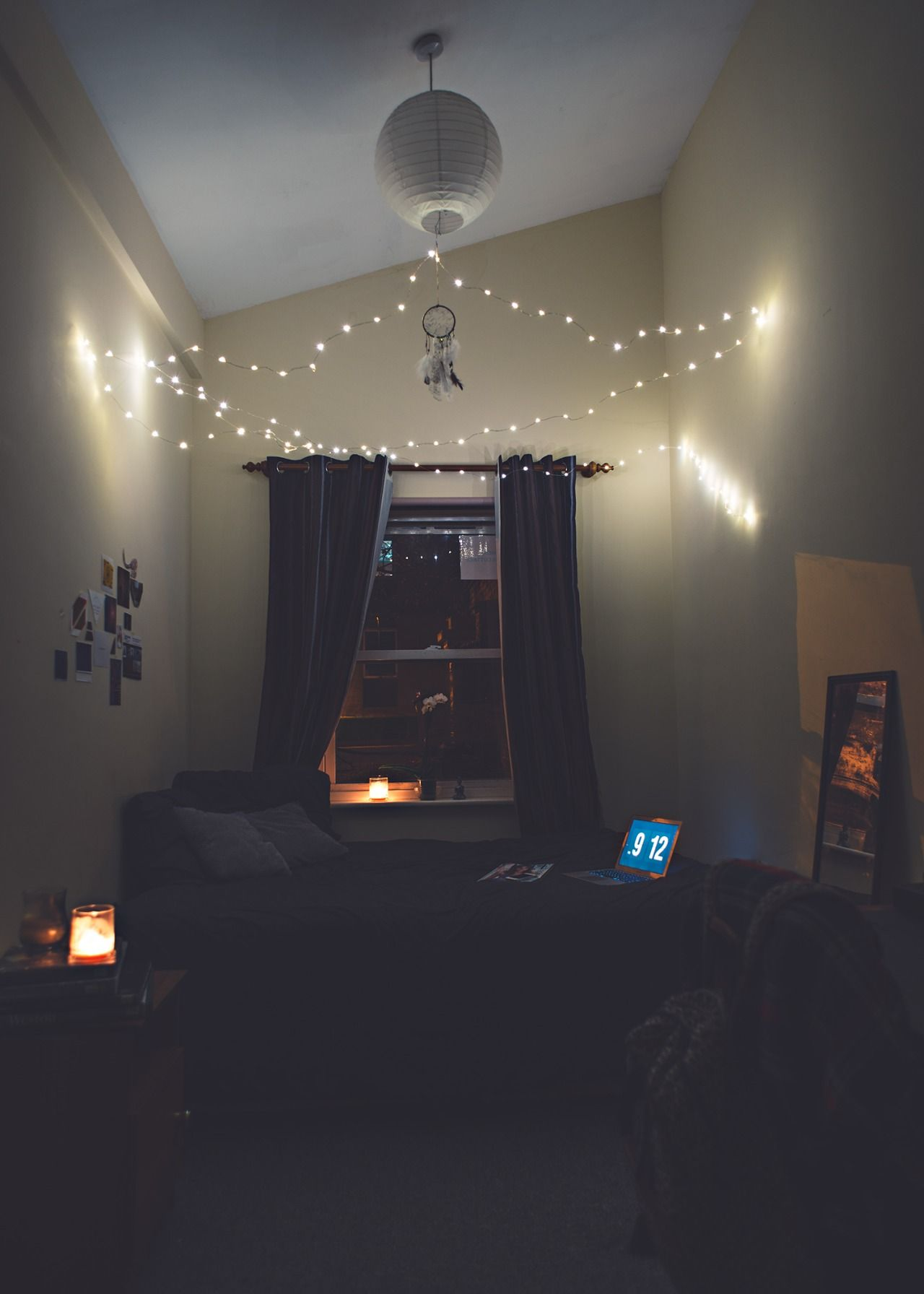 Fairy Lights Kids Room Snapchat Life1nmot1on Small Bedroom Interior Small