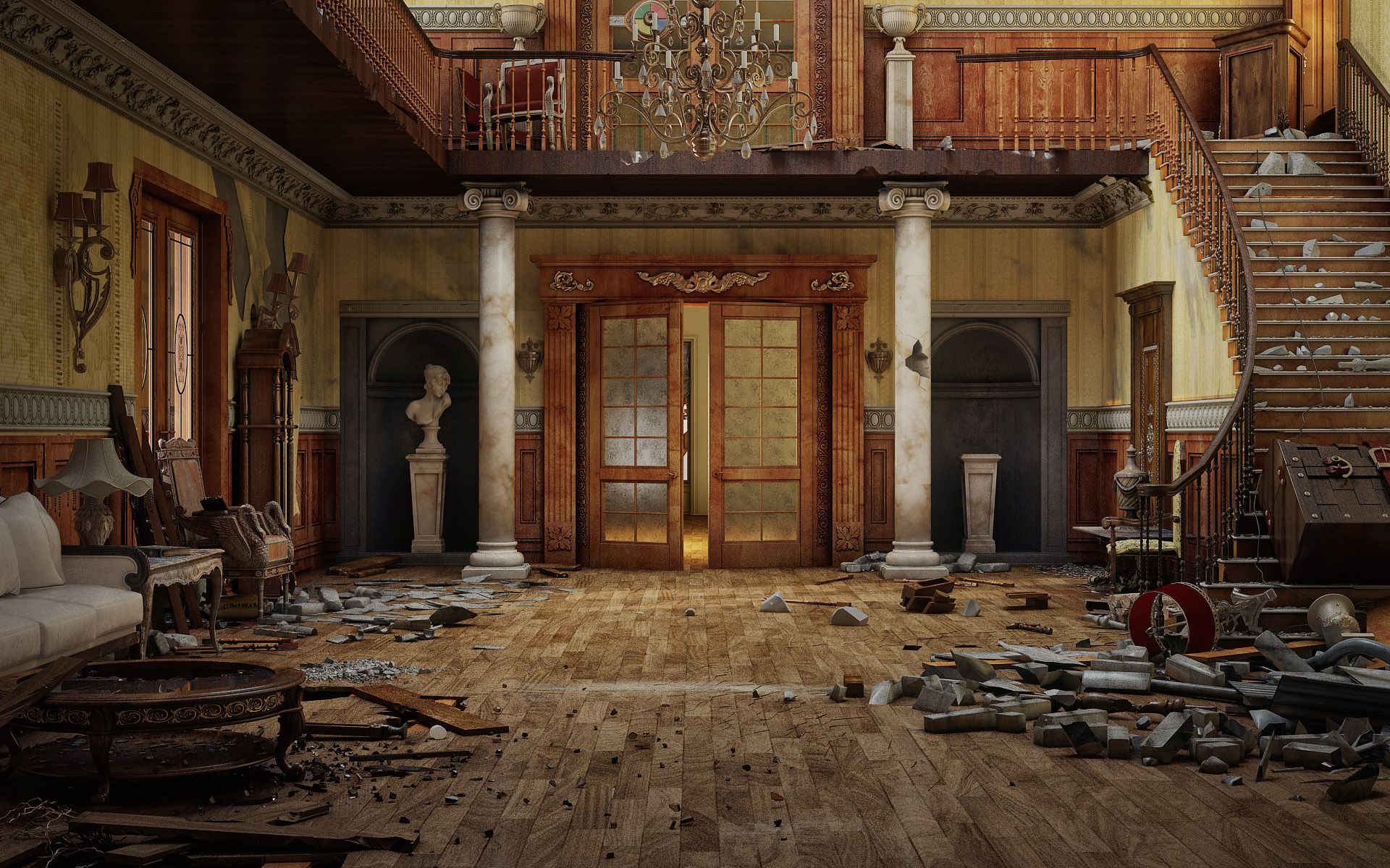 Mansion Interior Pictures Haunted House Interior Google Search Writing Prompts