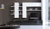 Awe-inspiring Wall Mount TV Stand from Germany : Modern ...