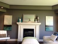 Chelsea grey (Benjamin Moore) | living room color choices ...