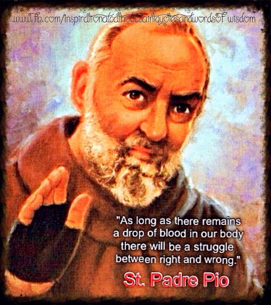 Rain Drop Wallpaper Hd St Padre Pio On Pinterest Prayer Catholic And Guardian