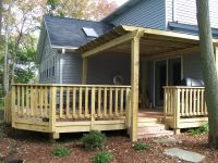 Best Deck Railing Ideas For Your Home: Interior Modern And