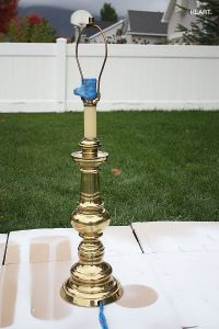 How to spray paint brass lamps. photo lamp5_zpsb0dcb137 ...