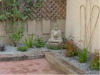 Inspiration for small corner zen garden | Zen-perational ...