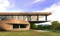 Modern Wooden House Design Combine Asian and European ...