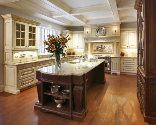 Medium Of Victorian Kitchen Cabinetry