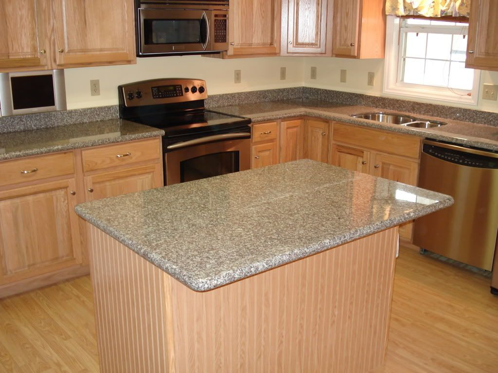Oak Cabinets With Granite Countertops Pictures Photo Sharing And Video Hosting At Photobucket Decor And